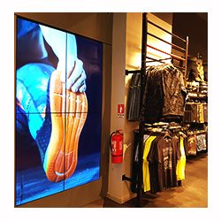 Video Wall Tiendas