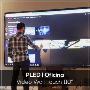 marco touch IR PLED