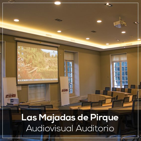 proyector auditorio